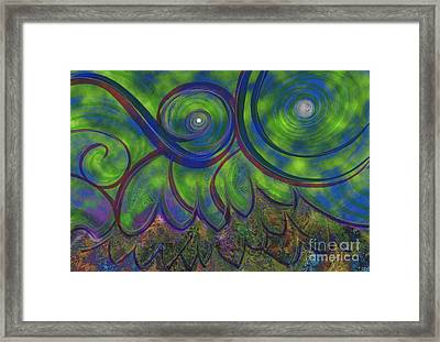Forest Magic Framed Print by First Star Art