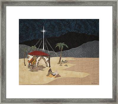 Foretold Framed Print by Anita Jacques