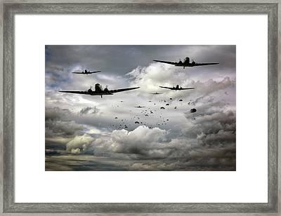 Forever Airborne Framed Print