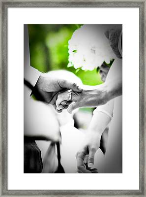 Forever Framed Print by BandC  Photography