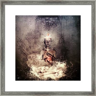 Forever Can Be Framed Print by Cameron Gray