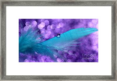 Forever Dream Framed Print by Krissy Katsimbras