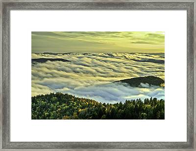 Forever Dream Framed Print by Serge Skiba