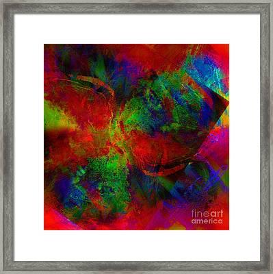 Forever My Love Framed Print
