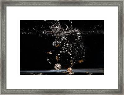 Forever Wishing Framed Print
