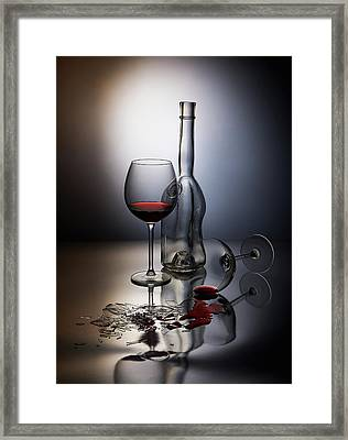 Forget The... Framed Print