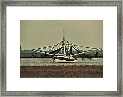 Framed Print featuring the photograph Forgiven by Laura Ragland