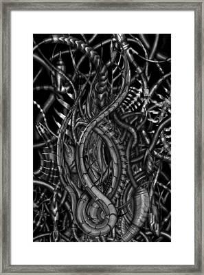 Forgoten Framed Print by Rodrigo Vieira