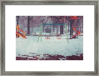 Forgotten 564 Framed Print