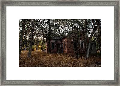 Forgotten IIi Framed Print