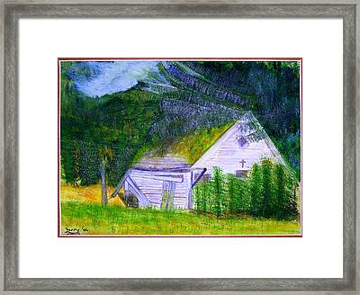 Forgotten In The Smokies Framed Print
