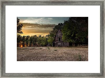Forgotten Iv Framed Print