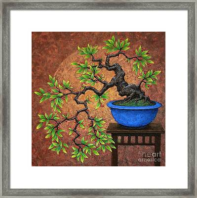 Framed Print featuring the painting Forgotten by Jane Bucci