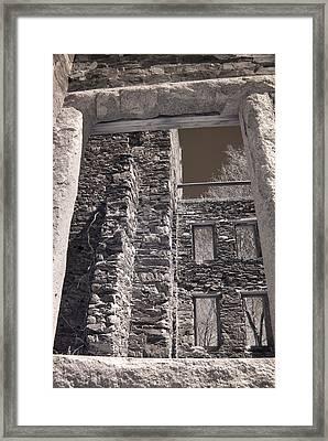 Forgotten Framed Print by Joann Vitali