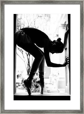 Forgotten Framed Print by Kay Klages