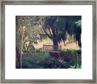 Forgotten.... Framed Print by Laurie Search