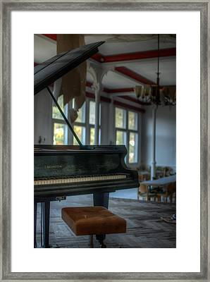Forgotten Music Framed Print