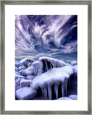 Forgotten Tales Framed Print by Phil Koch