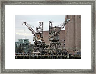 Forgotten Times Framed Print by Steve K