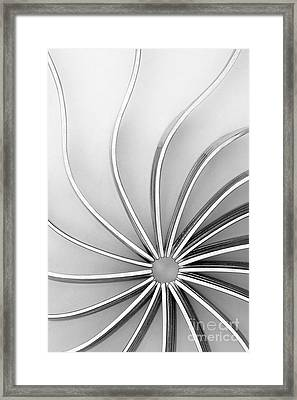 Forks IIi Framed Print by Natalie Kinnear