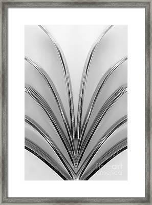 Forks Vi Framed Print by Natalie Kinnear