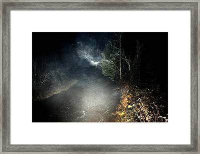 Form Follows Thought Framed Print