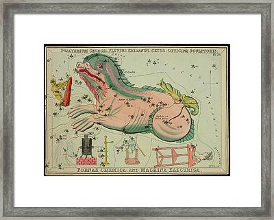 Formax Chemica And Machina Chemica Framed Print by British Library