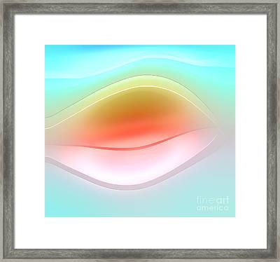 Formes Lascives - 809b Framed Print by Variance Collections