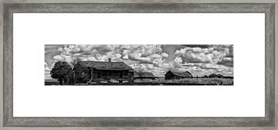 Forsaken Framed Print by Betty Depee