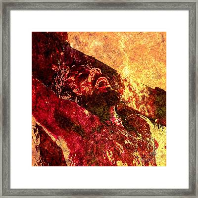 Forsaken Framed Print by Michael Grubb