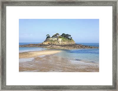 Fort Du Guesclin - Brittany Framed Print by Joana Kruse