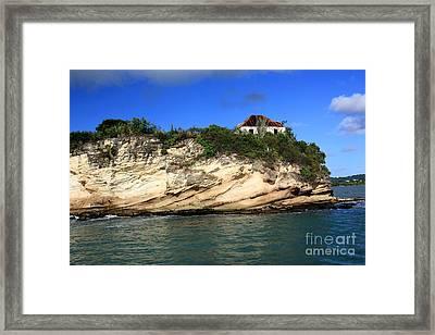 Fort James  Framed Print by Sophie Vigneault