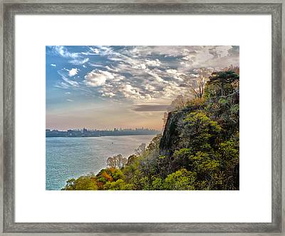 Fort Lee View Framed Print by Artistic Photos