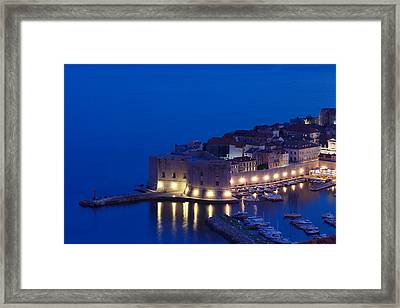 Fort On The Coast, St Johns Fort Framed Print by Panoramic Images