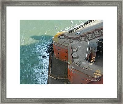 Fort Point - San Francisco Framed Print