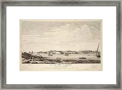 Fort Stphilippe Framed Print