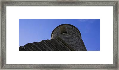 Fort Tower 1 Framed Print by Chris Thomas
