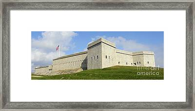 Fort Trumbull Framed Print