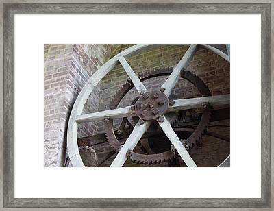 Fort Washington Park - 121213 Framed Print by DC Photographer