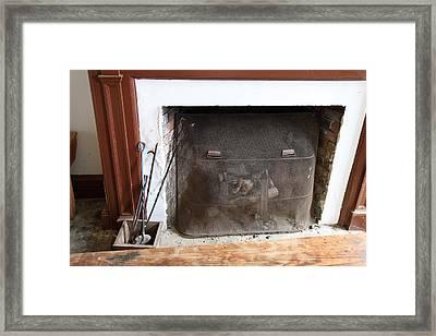 Fort Washington Park - 121214 Framed Print by DC Photographer