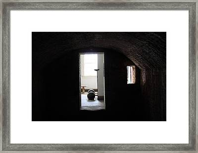 Fort Washington Park - 121217 Framed Print