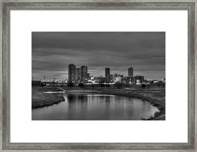 Fort Worth Framed Print