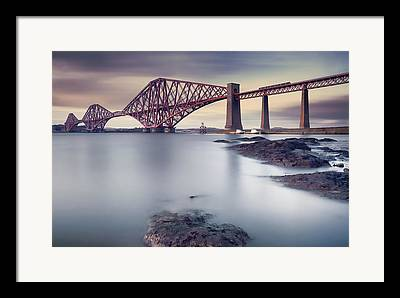 Estuary Framed Prints