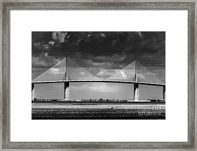 Fortified Defiance Framed Print by Marvin Spates