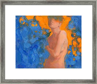 Fortuna Framed Print by Heidi Joyce