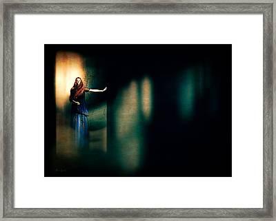 Fortune Teller Framed Print by Bob Orsillo