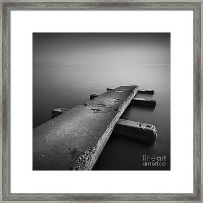 Forward Framed Print