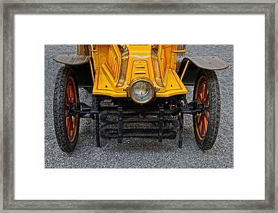 Fouillaron Tonneau 1906 Framed Print