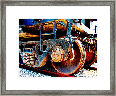 Foundation 1 Framed Print