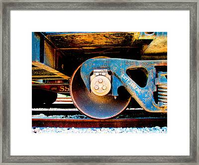Foundation 2 Framed Print